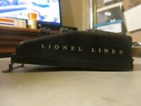 LIONEL INCOMPLETE 1615 TENDER NEEDS TRUCKS GOOD FRAME AND TENDER SHELL