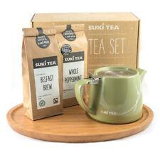 FULLY STOCKED ECOMMERCE SPECIALITY TEA WEBSITE. #1 EBAY BUSINESS SELLER