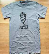 Charles Bronson Justice Death Wish Shirt American Apparel T-Shirt Clint Eastwood