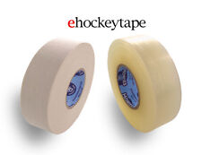 24 Rolls of Howies White Cloth and Clear Hockey Tape