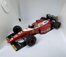 1/18 F1 Minichamps Ferrari F93A Jean Alesi Marlboro Conversion