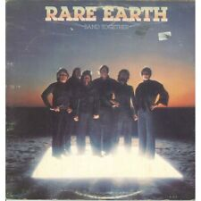 Rare Earth Lp Vinile Band Together / Prodigal P7-10025R1 Nuovo
