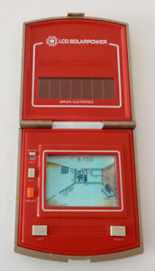 "Jeu electronique Bandai solarpower ""La grande evasion"" FR Nintendo game & watch"