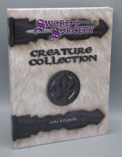 Sword & Sorcery Creature Collection Core Rulebook Hardcover RPG WW8300
