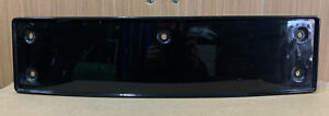 GENUINE BENTLEY CONTINENTAL GT GTC FRONT NUMBER PLATE PLINTH 3W0807287K 2006-10