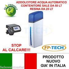 Fp-tech Fp-soft-2 Addolcitore automatico per acqua Bianco 50 L
