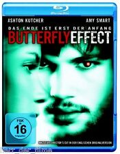 BUTTERFLY EFFECT (Ashton Kutcher, Amy Smart) Blu-ray Disc NEU+OVP