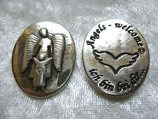 Engeltaler Engelmünze Schutzengel  Engel Münze Ich bin bei Dir VERSANDKOSTENFREI