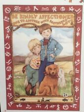 Mary Engelbreit Handmade Magnets-Be Kindly Affectioned