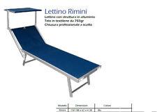 Lettino da Spiaggia modello Rimini
