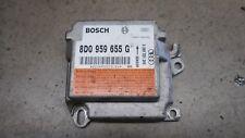 Audi B5 A4 S4 OEM SRS Air Bag Control Module 8D0959655G
