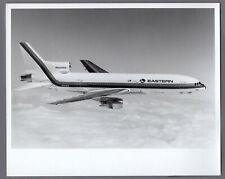 EASTERN AIRLINES LOCKHEED TRISTAR L-1011 LARGE VINTAGE PHOTO 1