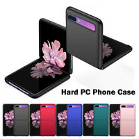 Hard PC Phone Case Full Protection Shell Cover Skin for Samsung Galaxy Z Flip BM