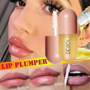 2x Lip Plumper Extreme Lips Gloss Maximizer Plump Volume Bigger Lip Moisturizing