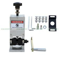 Copper Wire Stripping Machine Hand Crank Drill Operated Cable Stripper Tool