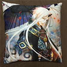 Anime Hakuouki Shinsengumi Kitan double two sided hugging Pillow Case Cover 58