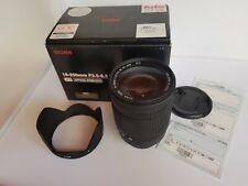 Sigma 18-250 mm F/3,5-6,3 DC OS HSM Zoomobjektiv für Canon