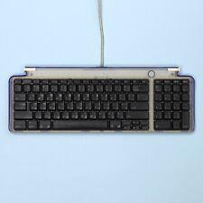 Vintage Retro Apple iMac G3 Purple (Grape) USB Computer Keyboard [M2452]