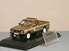PEUGEOT 504 Pick Up 4x4 Dangel Beige métallic NOREV 1/43 Réf 475457