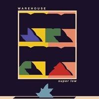 WAREHOUSE - SUPER LOW   VINYL LP NEU