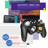Wireless Bluetooth Gamepad NGC Controller Appearance for Nintendo Switch/PC/TV