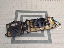 Samsung Dryer User Interface Board DC92-00255B