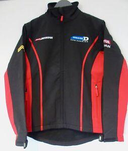 OFFICIAL 2016 Greaves Motorsport Team Clothing Soft Shell Jacket MENS