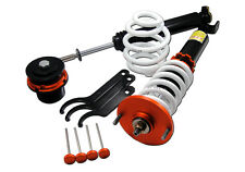 DGR FullAdj CoiloverKIT COMFORT RIDE FIT SUBARU IMPREZA GRB STI 5*114.3 07~UP
