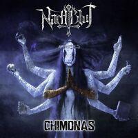 NACHTBLUT - CHIMONAS  CD NEU