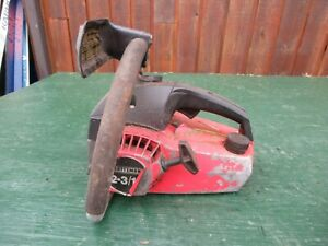 Vintage CRAFTSMAN 2.3/14 Chainsaw Chain Saw