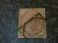 GB QV 1880 POSTAGE STAMP SG167 THREE HALF PENCE VERY-FINE USED