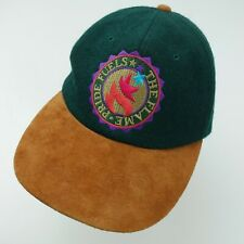 The Flame Pride Fuels Olympics Ball Cap Hat Adjustable Atlanta 1996 Starter