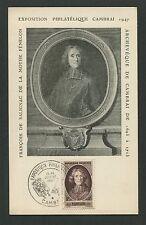 FRANCE MK 1947 ERZBISCHOF CAMBRAI THEOLOGE MAXIMUMKARTE MAXIMUM CARD MC CM d3676
