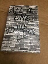 ALL 4 ONE SO MUCH IN LOVE FACTORY SEALED CASSETTE SINGLE 6