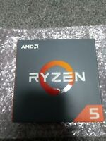 NEW! Amd Ryzen 5 1600X 3.6Ghz Six Core Am4 Socket Overclockable Processor