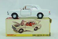 Dinky Toys No 159 Ford Cortina MkII De Luxe - Meccano - England - Boxed