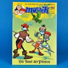 Mosaik Abrafaxe 262 | Oktober 1997 | DDR Sammler D1 | Die Insel der Piraten