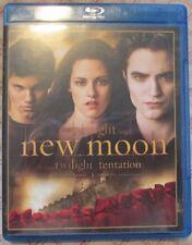 The Twilight Saga : New Moon (Blu-ray, 2010)
