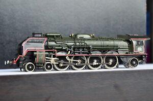 FULGUREX SNCF 241P 29 Steam Engine Brass ISSUE