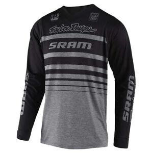 MTB Motocross Jersey Cycling Shirt Long Bike Jacket Clothing Downhill Racing Top