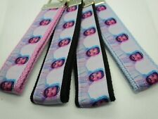 Drake Print Ribbon on Strong Webbing Key Fob KeyChain Wristlet (Rapper Music)