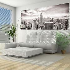 VLIES WANDBILD TAPETEN FOTOTAPETE FOTO WOLKENKRATZER NEW YORK STADT 3FX2318VEP