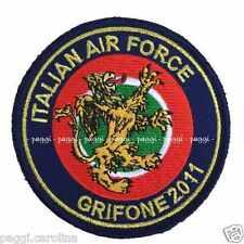 Patch A66 Grifone 2011: esercitazione elicotteri SAR tenuta a Domodossola Toppa