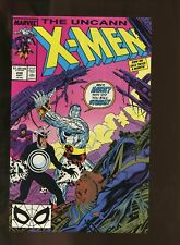 UNCANNY X-MEN #248 NEAR MINT- 9.2 1st JIM LEE 1989 MARVEL COMICS