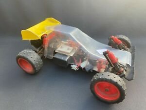 Vintage Mardave Meteor 1/10 Scale RC Buggy