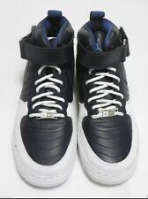 Air Jordan AJF 12 Mid Basketball Shoes US 5.5Y  EUR 37.5  23cm Navy [317743-401]