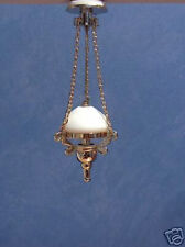 1/12, Dolls House Miniature Lighting Luxury Victorian Chandelier Light Lamp LGW
