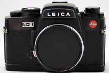 Leica R-E 35mm Film SLR Camera Body - Mint, Beautiful and very clean