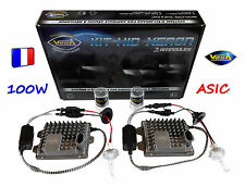 ✨ Kit HID Xénon VEGA® 100W ASIC 2 ampoules H1 6000K Marque Française ✨