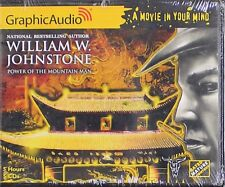Power of the Mountain Man No. 15 by William W. Johnstone (2010, CD) audio book